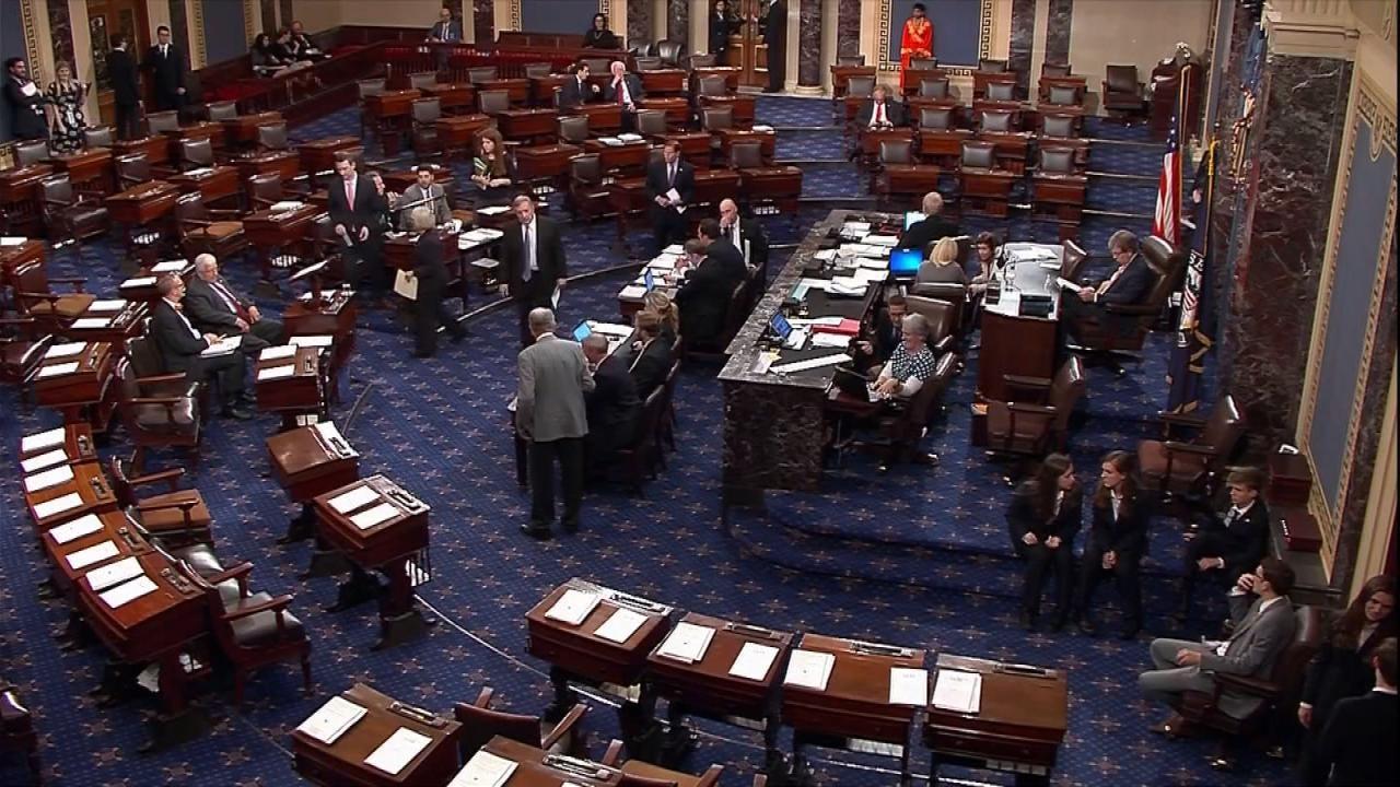 Senate Votes Down ObamaCare Repeal 49-51