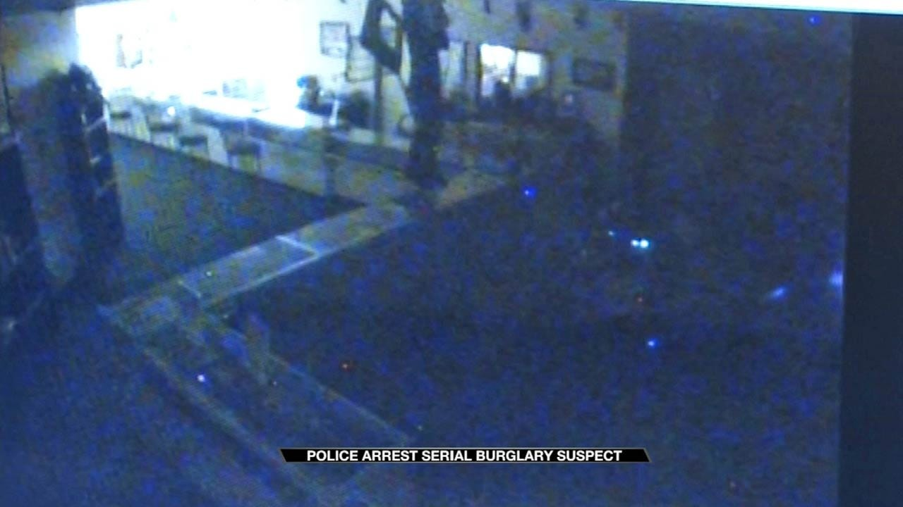 Serial 'Rooftop Burglar' May Have Targeted More Than 20 Businesses, TPD Says
