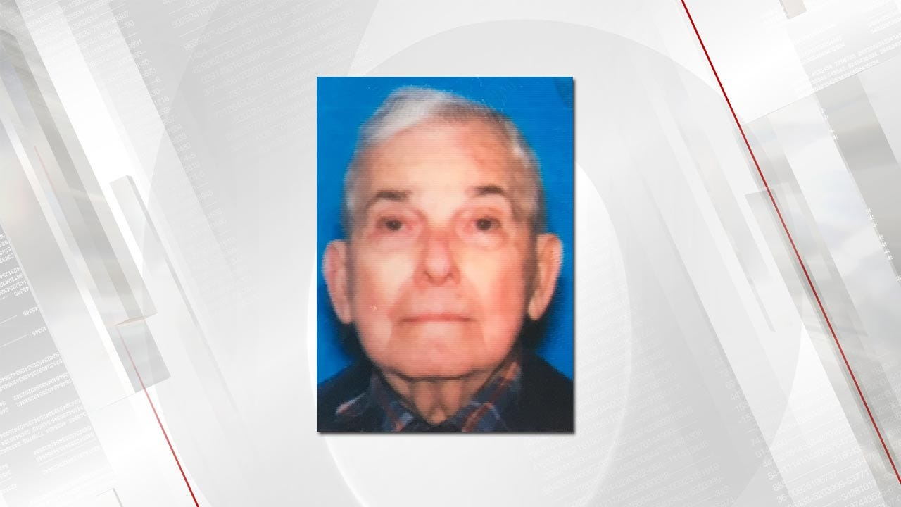 Silver Alert Canceled After Missing 86-Year-Old Tulsa Man Found Safe