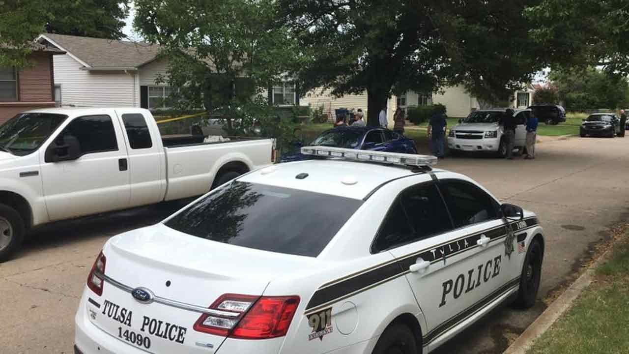 Tulsa Police Identify Couple Found Dead In Their Home