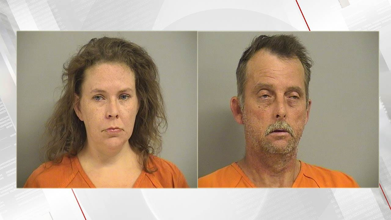 Couple Arrested After Reckless Handling Of Firearms