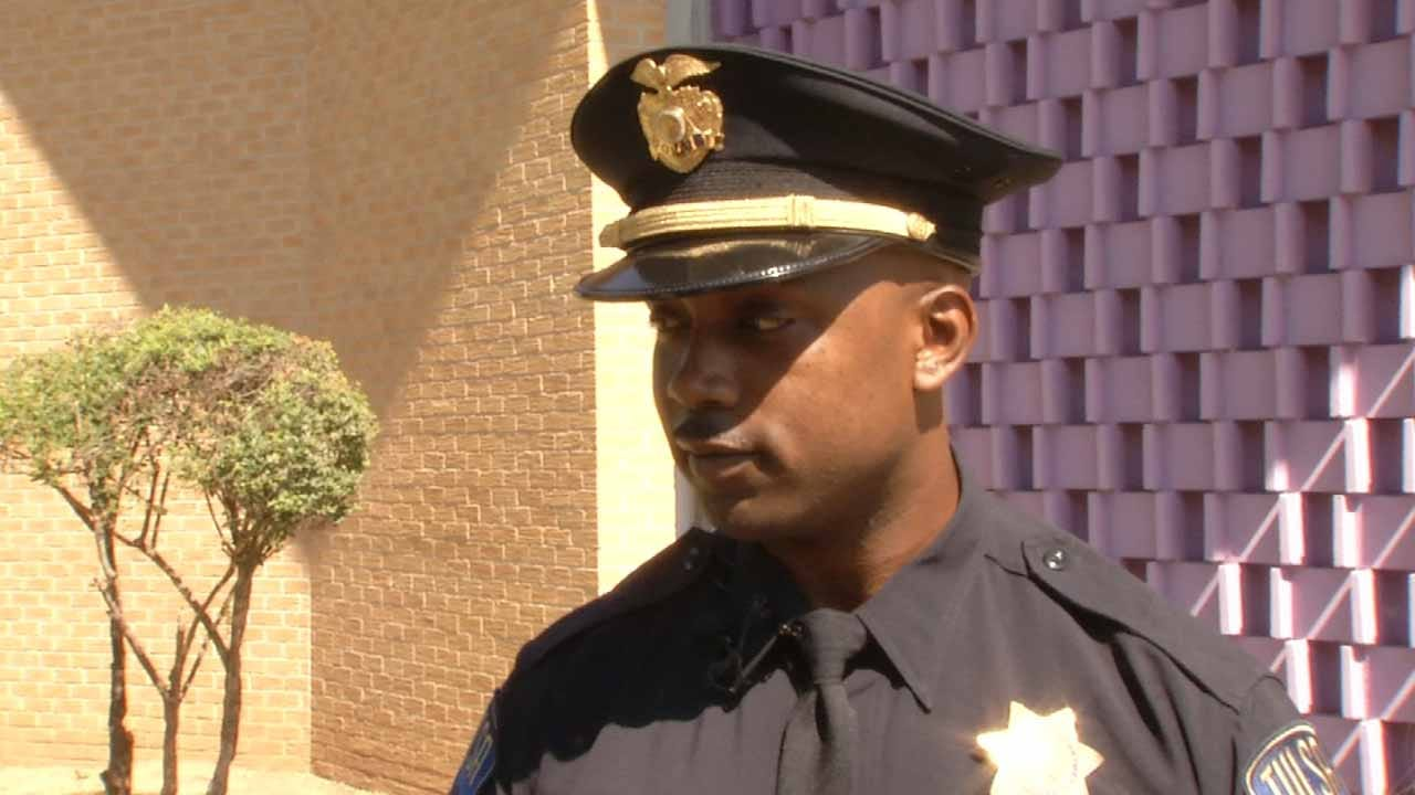 Lifetime Bond Shared Between Honorary Police Officer's Family, TPD
