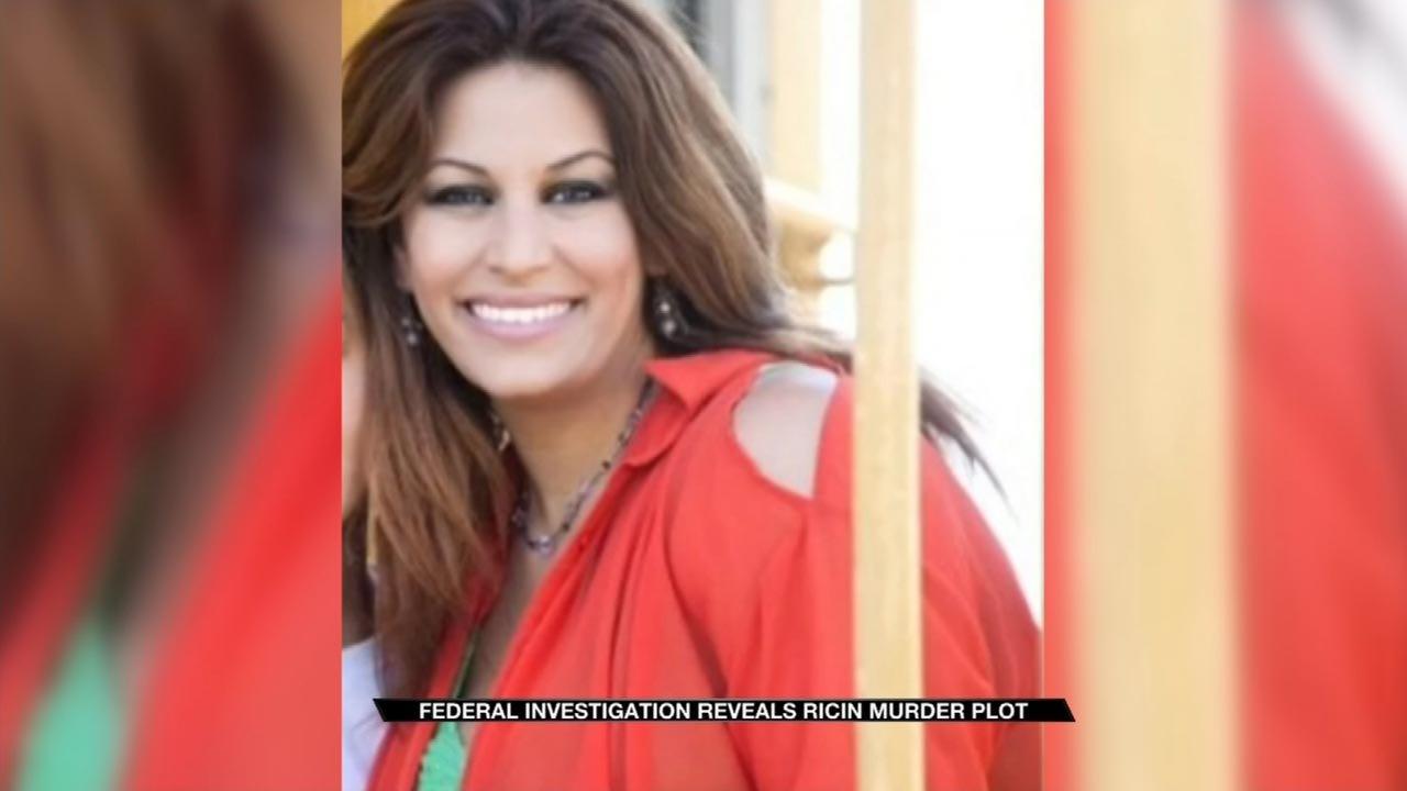 FBI: Ponca City Woman Tried To Hire Hitman To Kill Ex In Israel