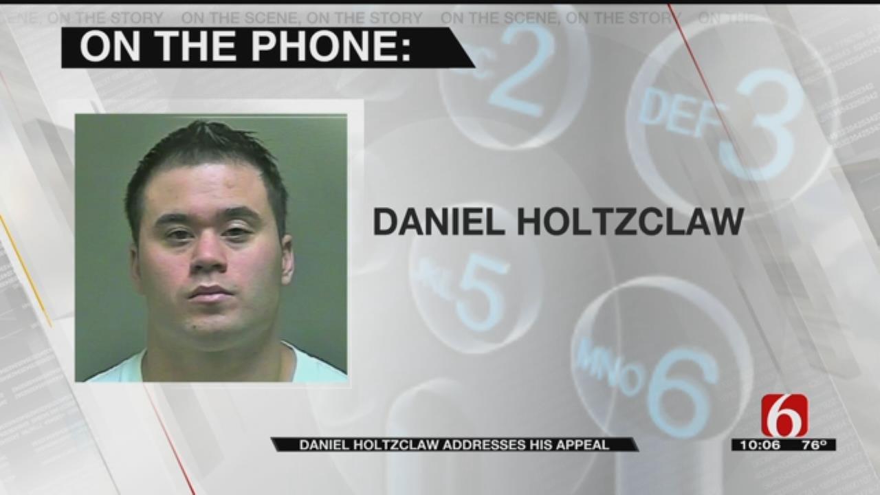 Oklahoma Officer Daniel Holtzclaw: 'My Trial Was Unfair'