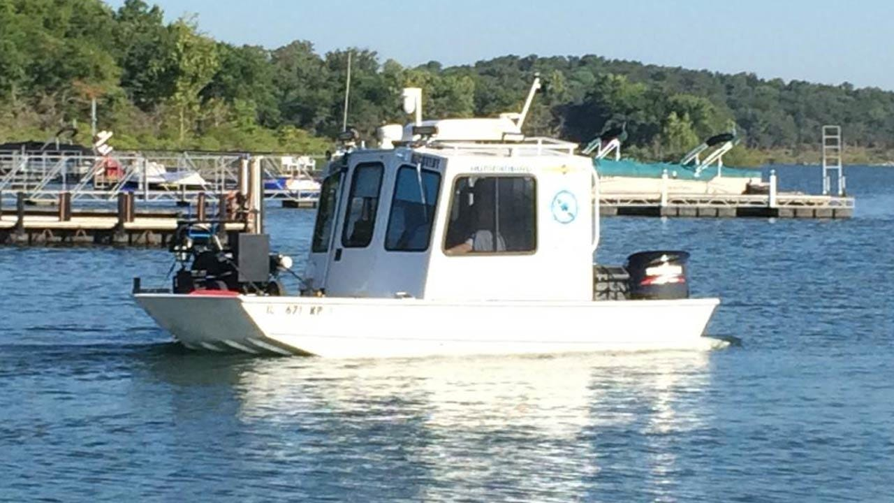 Two Injured After Boat Catches Fire At Lake Tenkiller