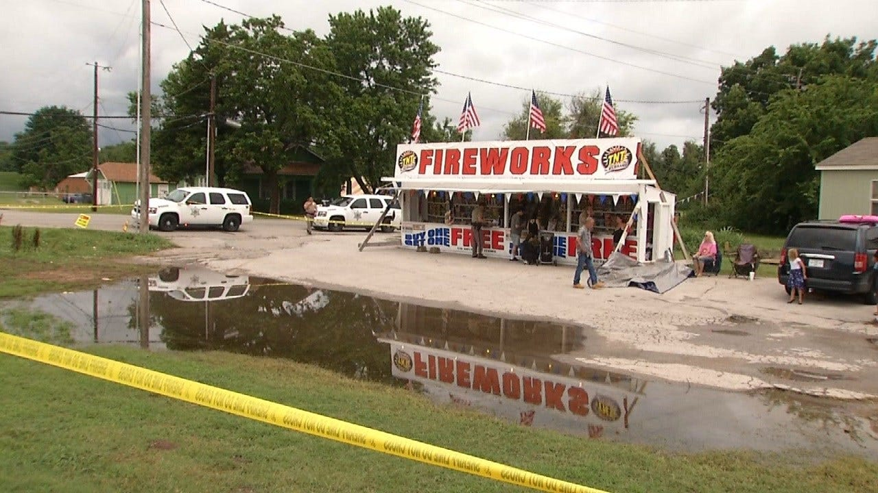 15-Year-Old Dies After Attempted Fireworks Robbery