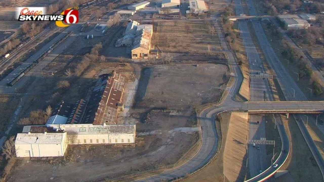 BMX Racing Headquarters To Be Built At Tulsa Evans-Fintube Site