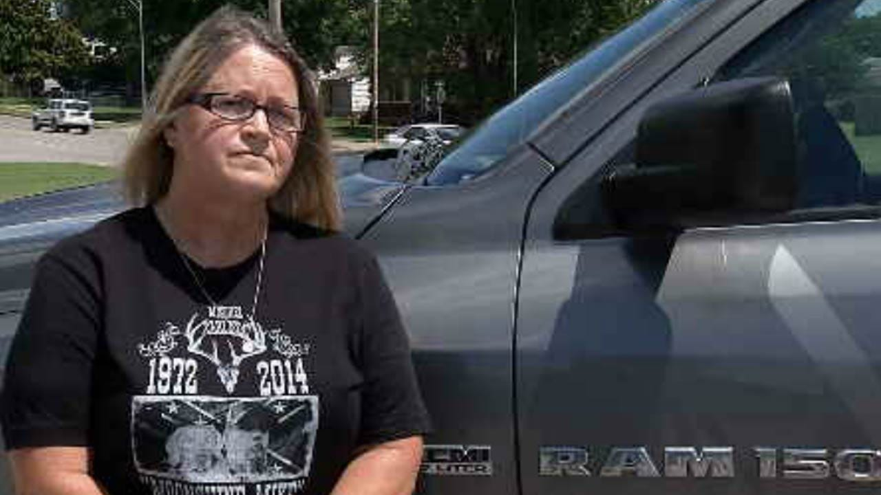 Oklahoma Woman Credits Guardian Angel After Bullet Nearly Pierces Windshield