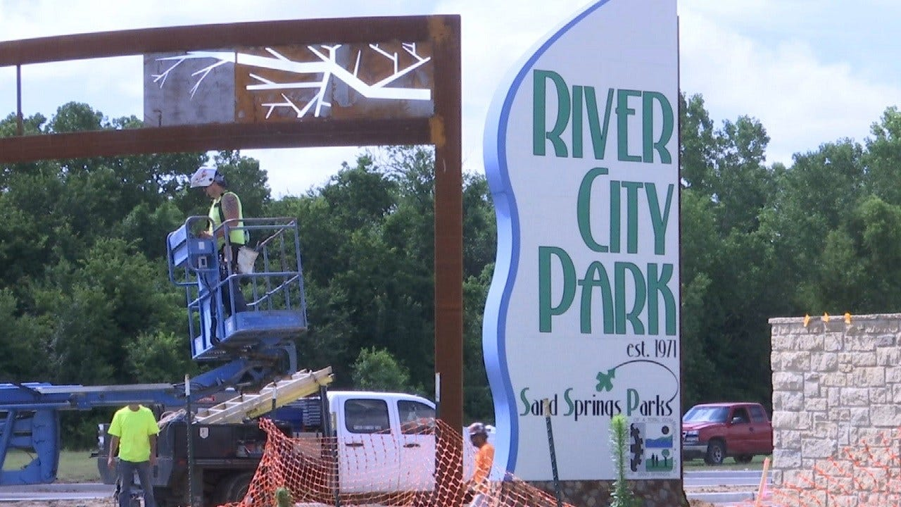 Sand Springs' River City Park Getting $6.2 Million Renovation