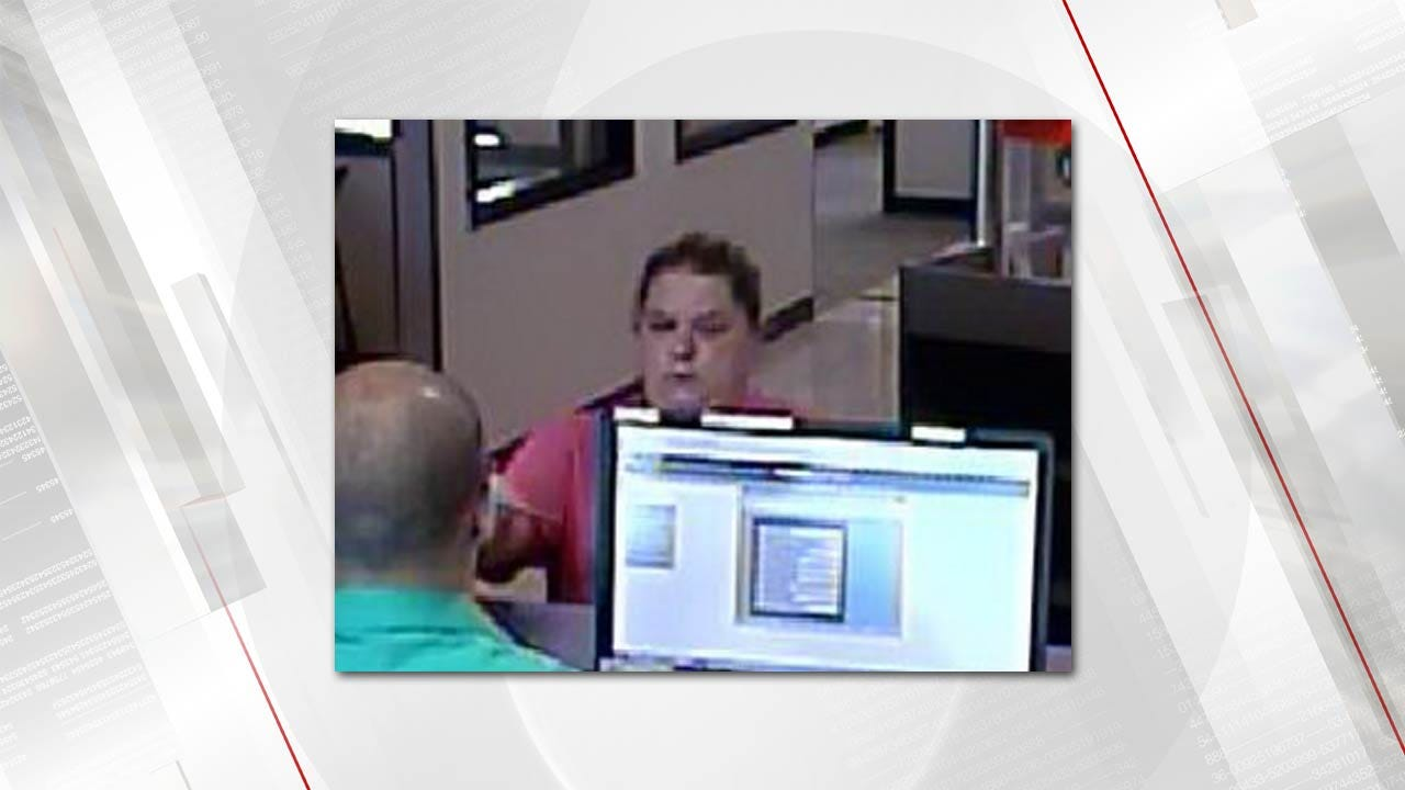 Tulsa Police Look For Fraud Suspects