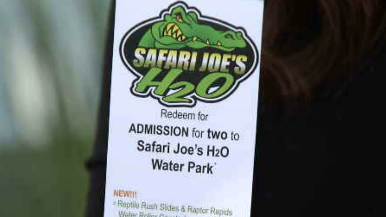 Oklahoma Blood Institute Teams Up With Local Water Park To Boost Donations