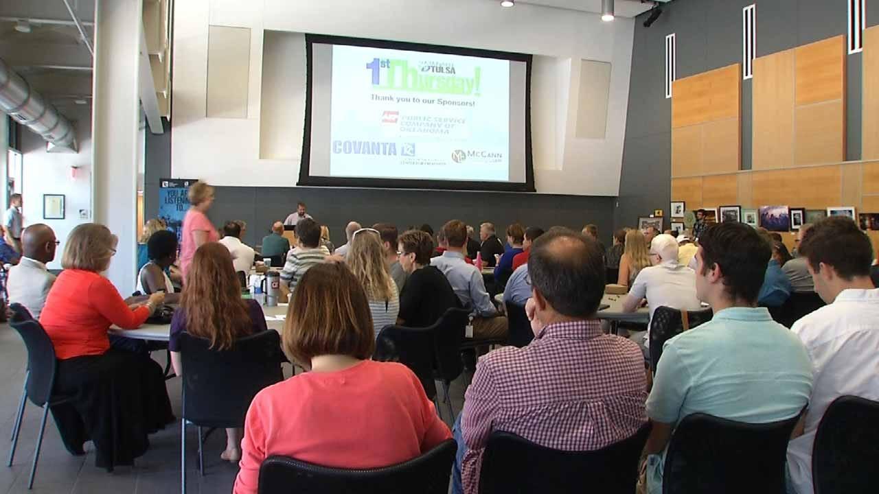 Sustainable Tulsa Works To Shape Tulsa's Future
