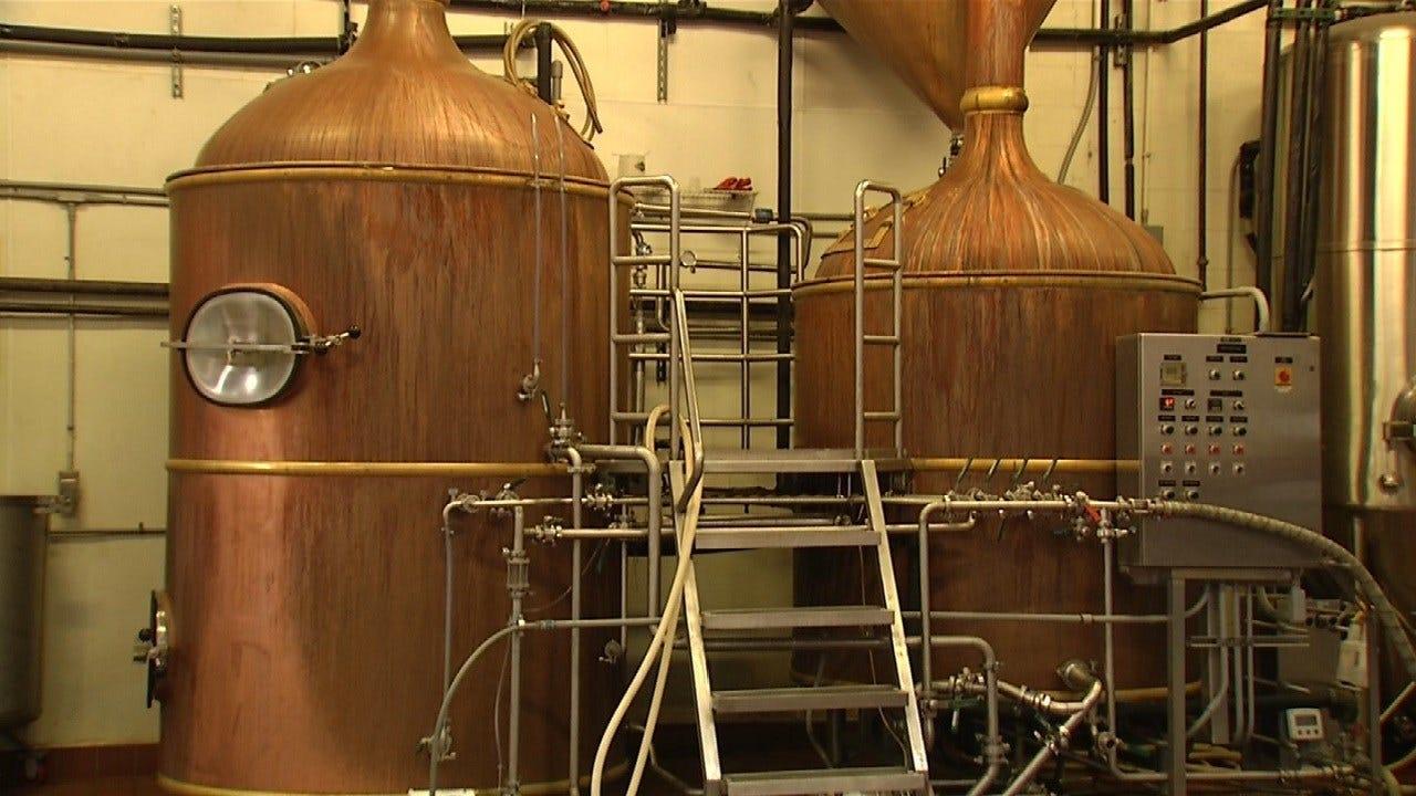 University Of Tulsa Partners With Marshall Brewing Company