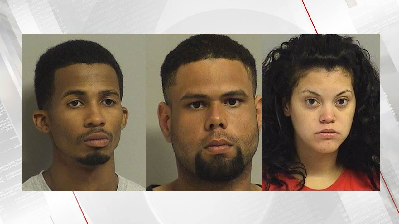 Three Charged In Connection With Tulsa's 45th Murder Of 2017