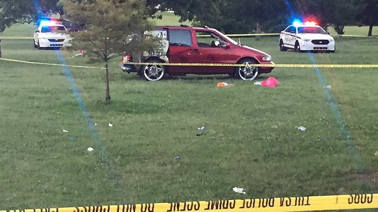 Tulsa Police Investigate Double-Fatal Shooting At North Tulsa Park