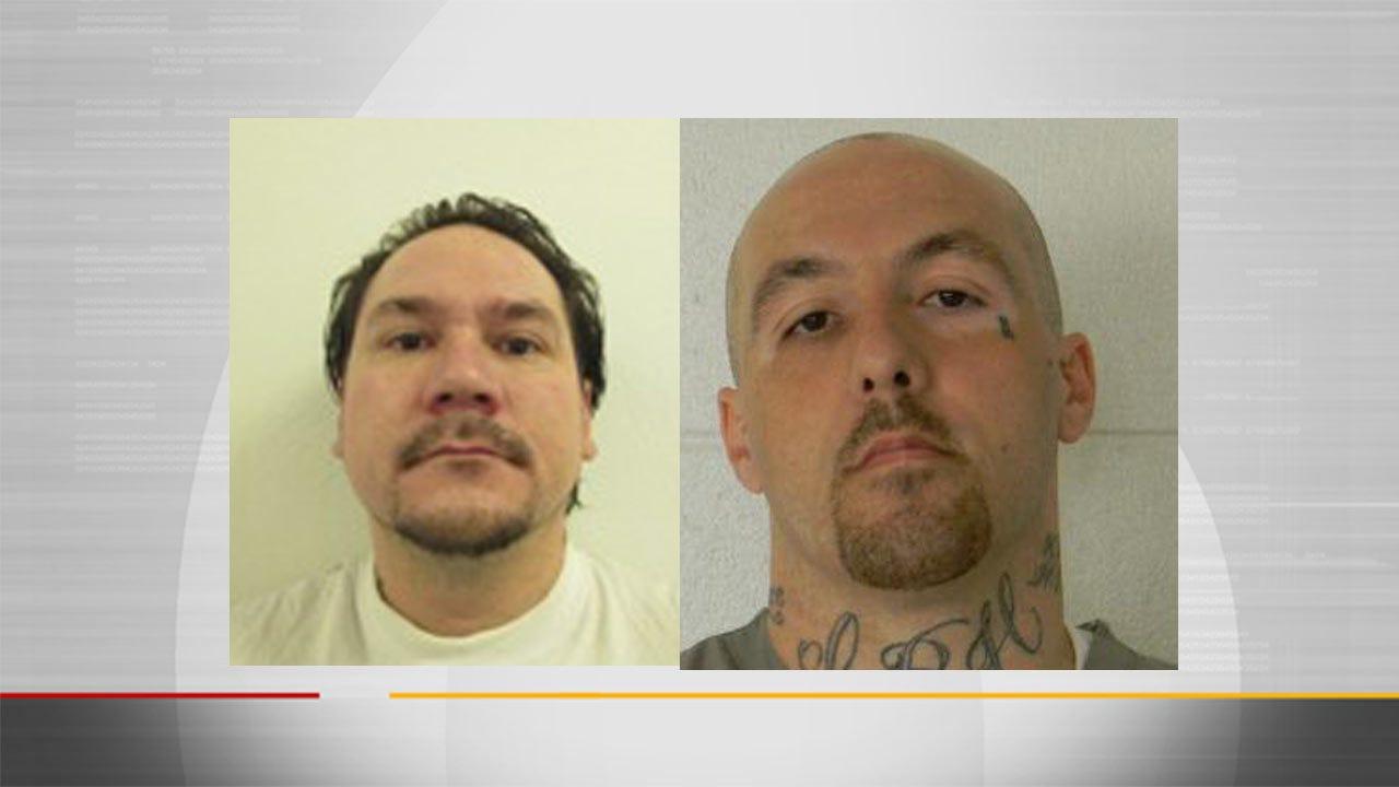 Gang Members Running Drug Operation In McAlester Prison Sentenced