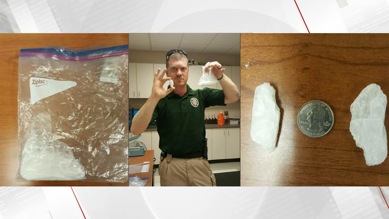 LeFlore County Sheriff Seeks Owners Of Lost Meth