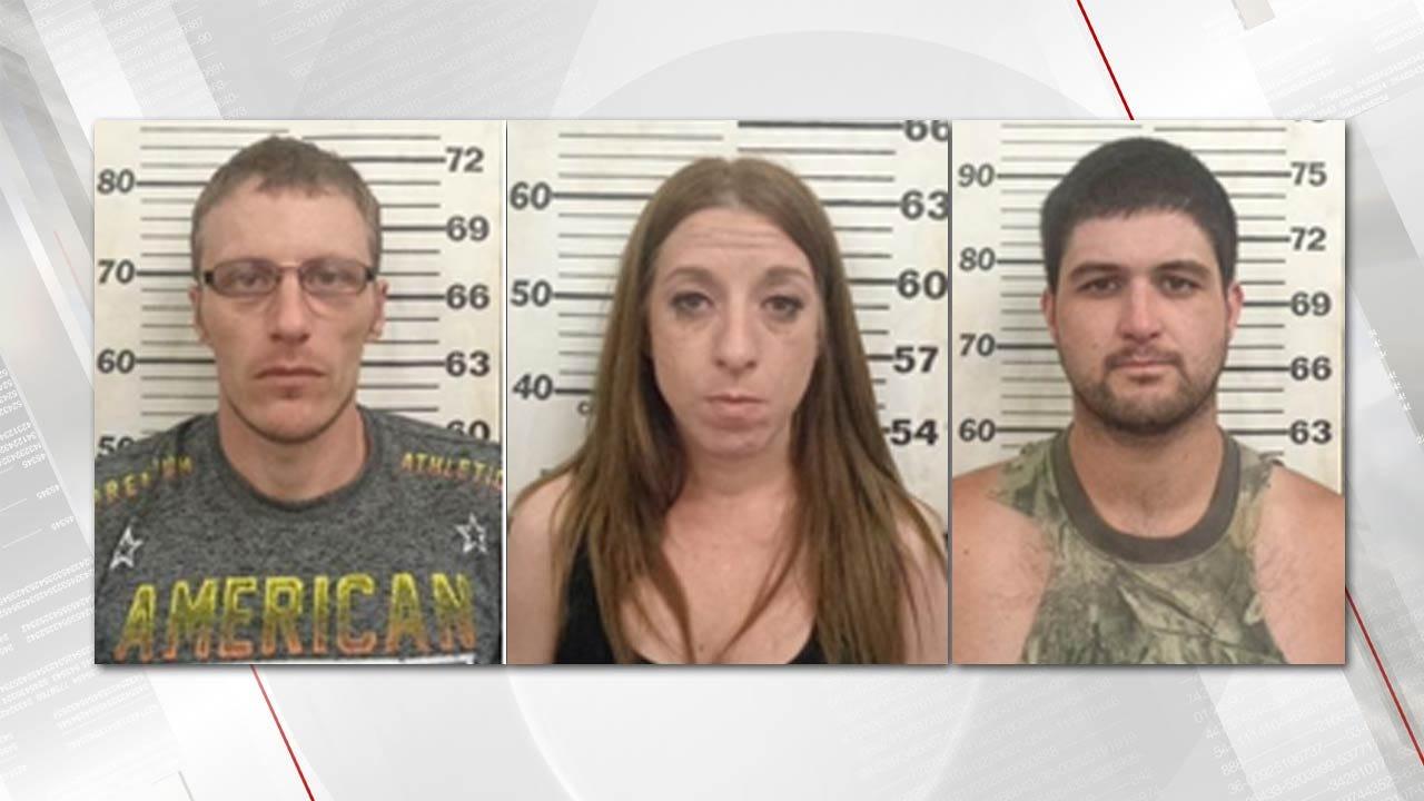 Three Arrested In Galena Drug Raid