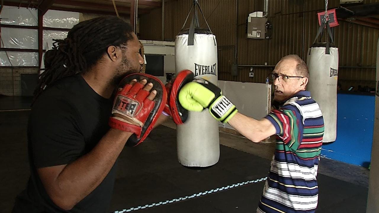 Tulsa Boxing Program Helps Those Suffering From Parkinson's Disease
