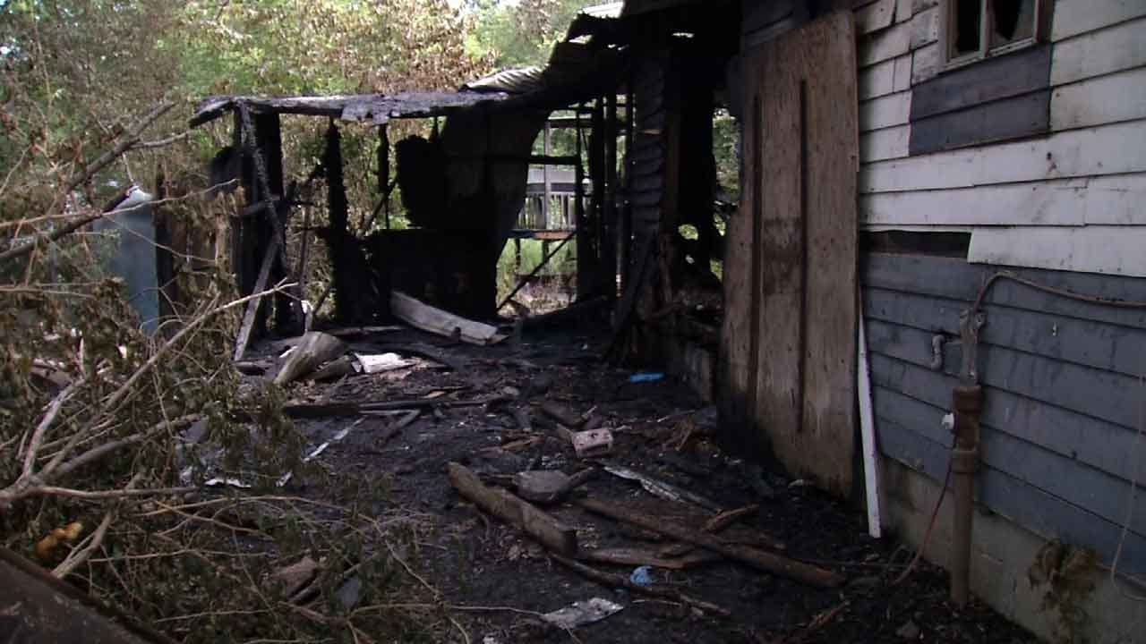 Tulsa Church, Other Sites Hit By Suspected Arsonist