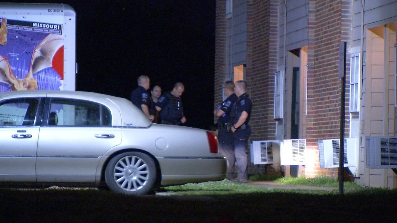 Tulsa Police Identify Man Killed By Sword