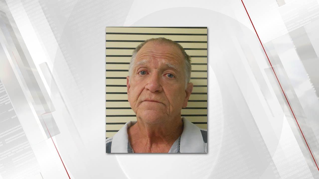 Deputies Seize Meth, Gun During Okay Home Arrest
