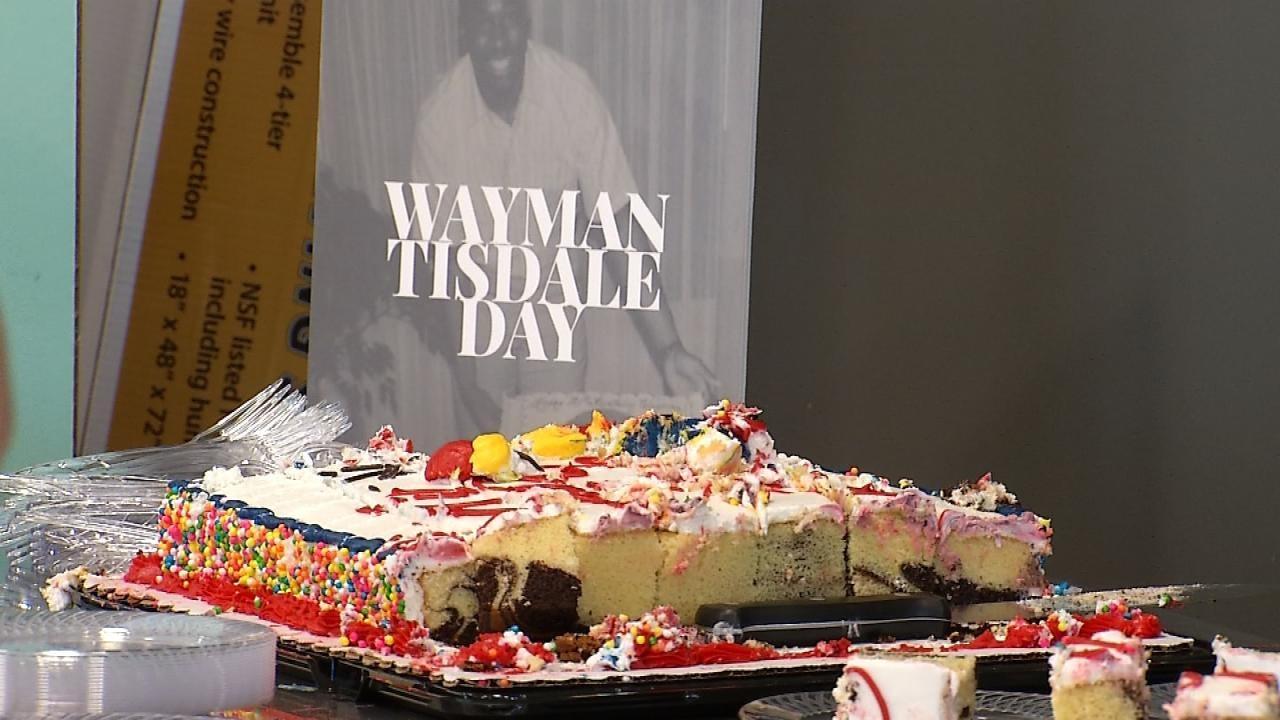 Family, Friends Remember Tulsa's Wayman Tisdale