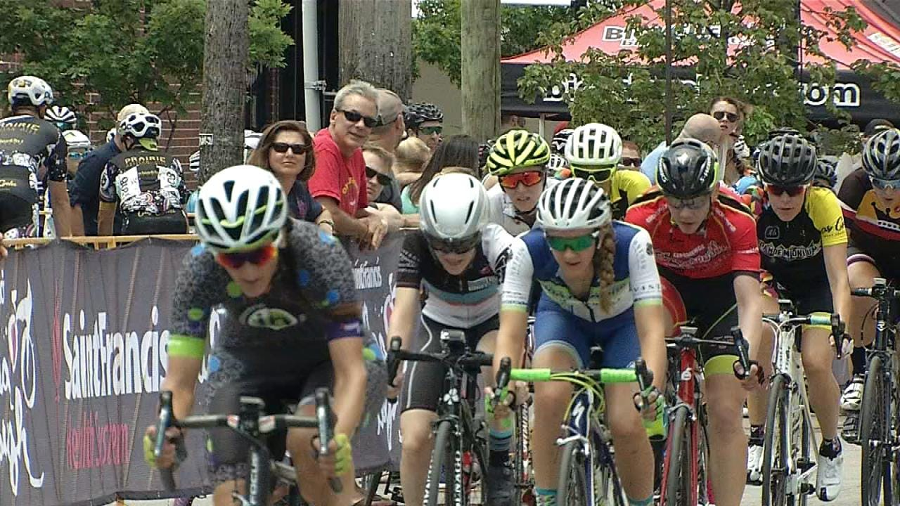 Tulsa Tough Day 2 Competition Moves To Brady Arts District