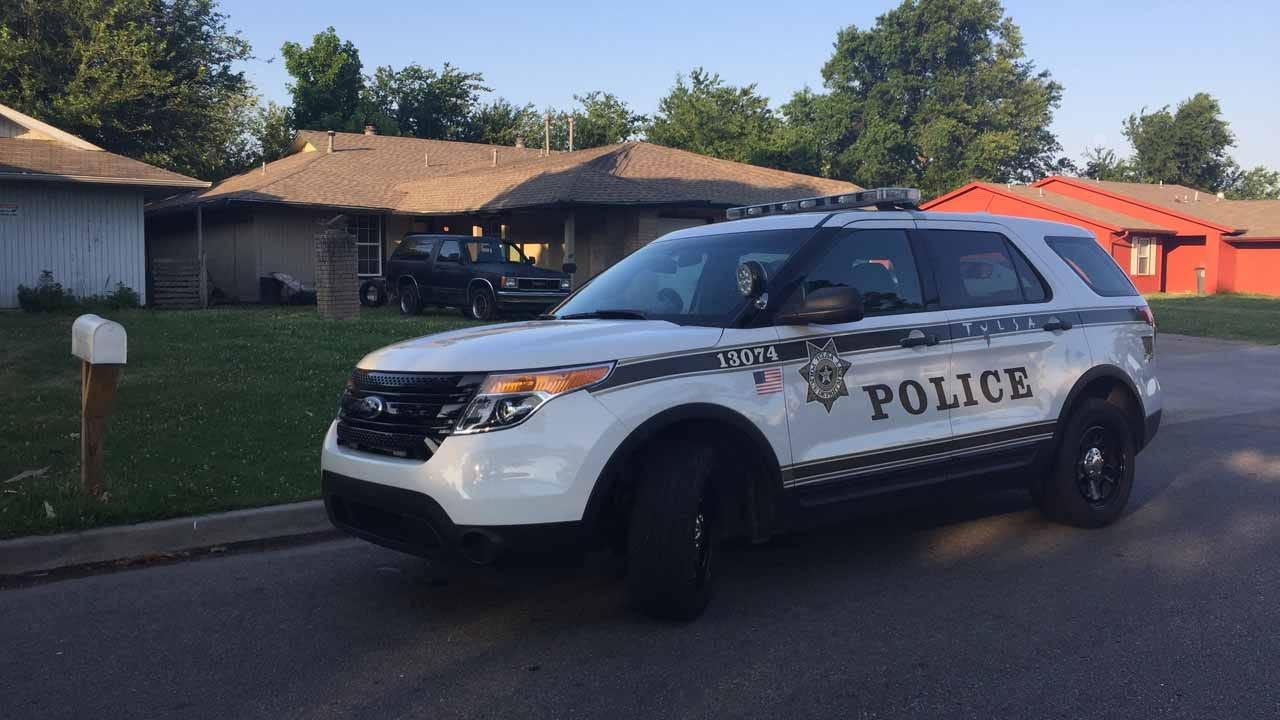Girlfriend: Tulsa Man Shot In Chest While 'Wrestling' With Gun