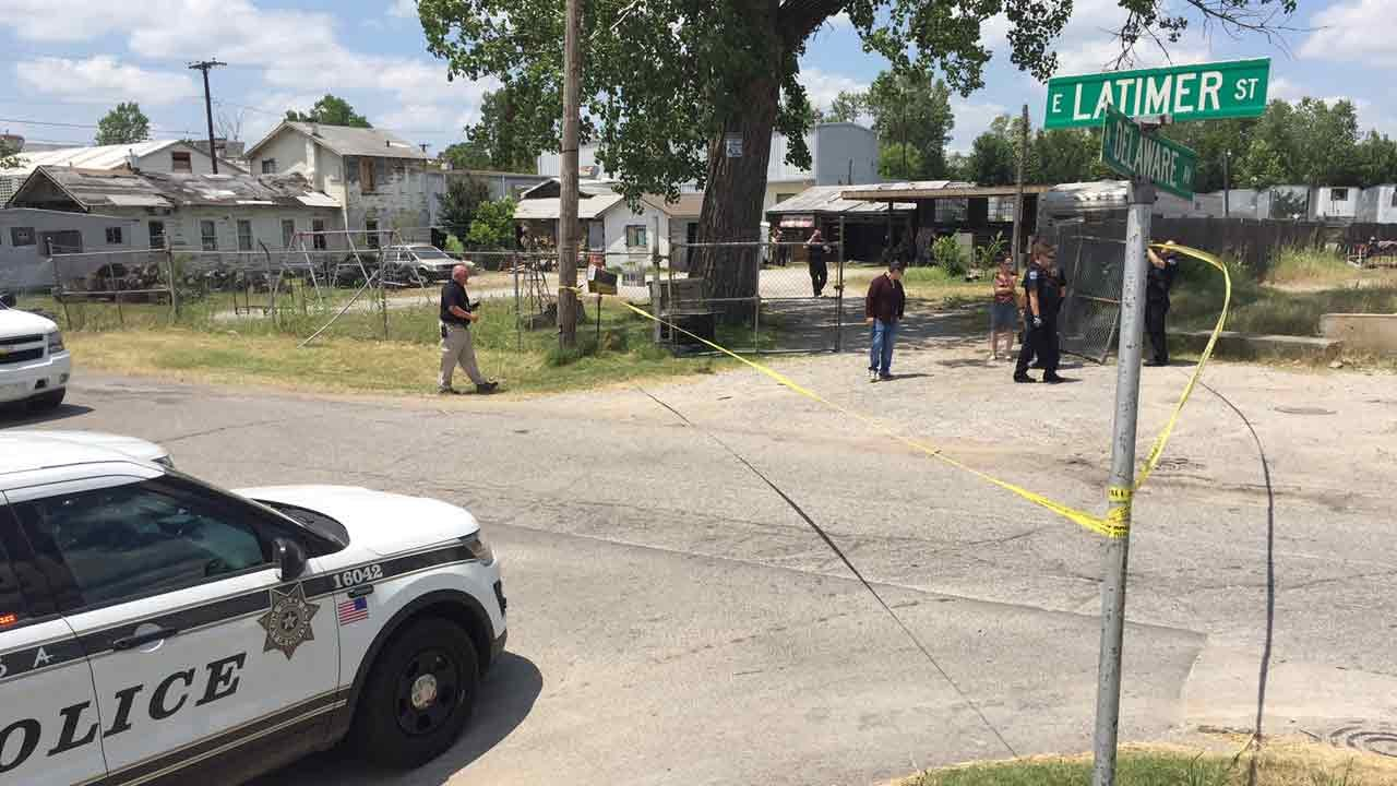 Police Search For Woman In Fatal Tulsa Shooting