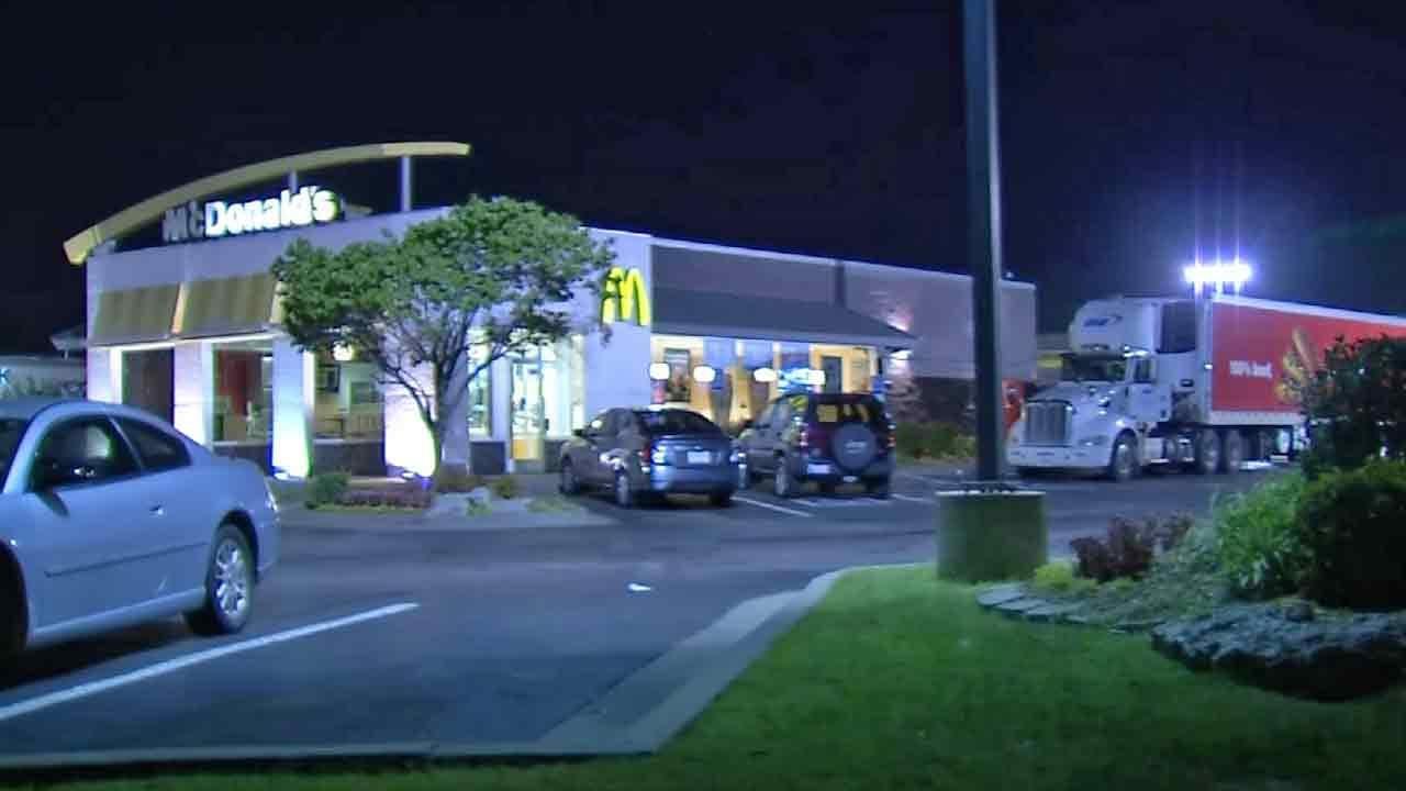 Armed Man Robs Tulsa McDonald's