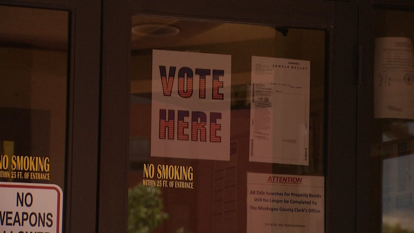 Muskogee County Voters To Decide Fate Of Half-Cent Sales Tax