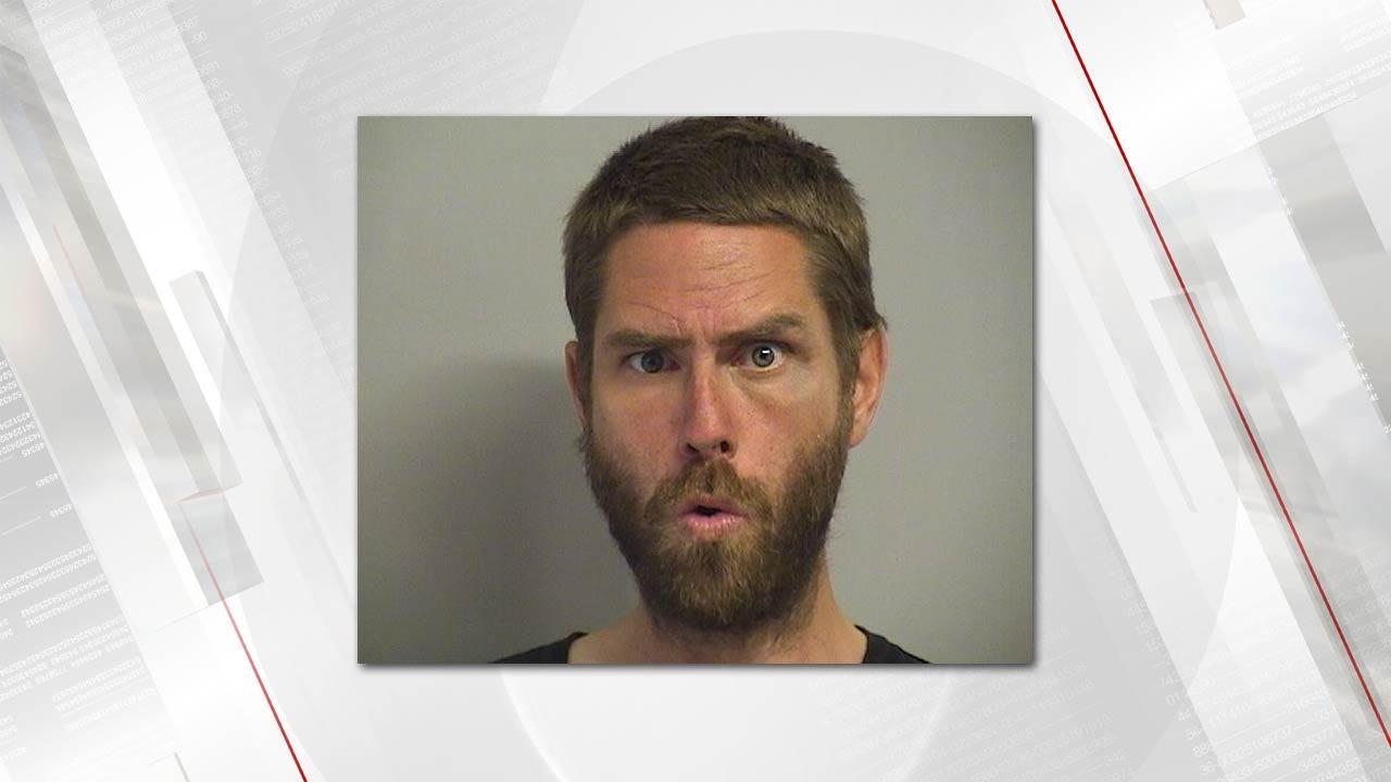 Tulsa Man Arrested For Outraging Public Decency