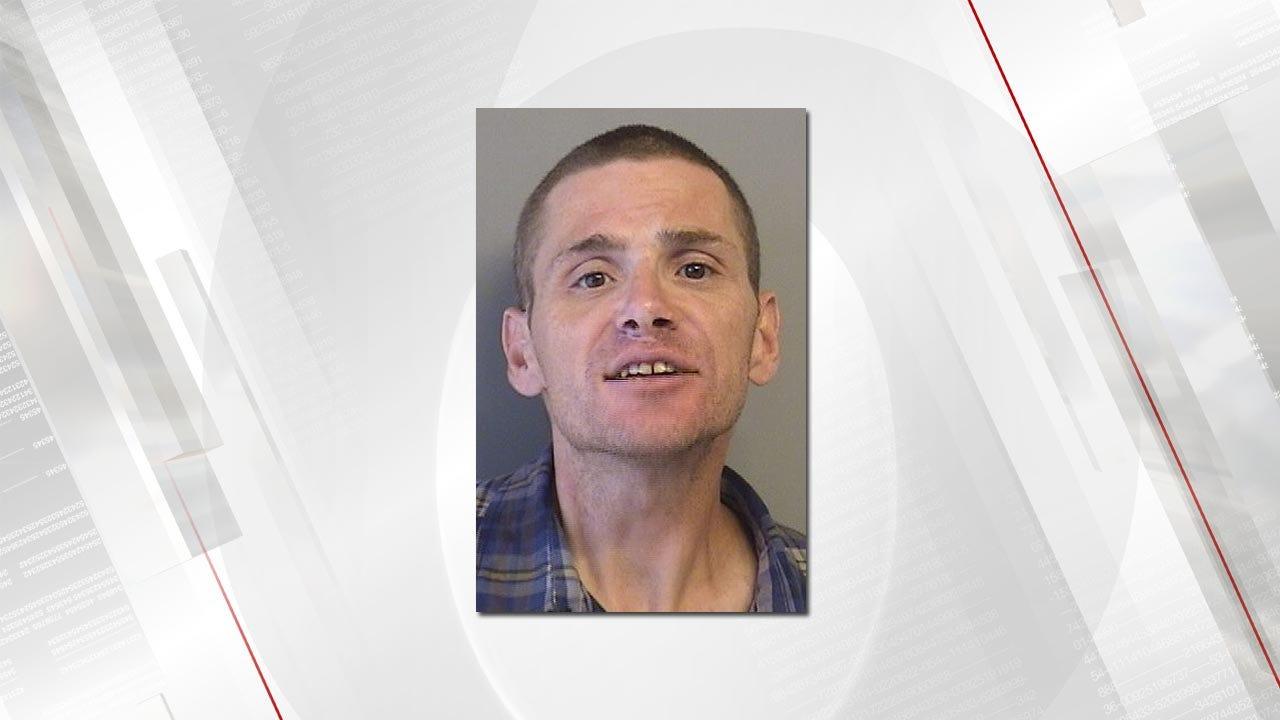 Man In Jail Suspected Of Robbing Tulsa Bank