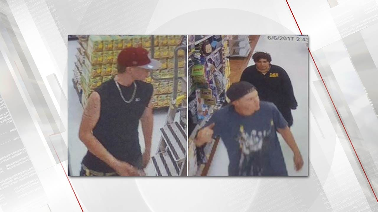 Cleveland Police Search For Car Theft Suspects