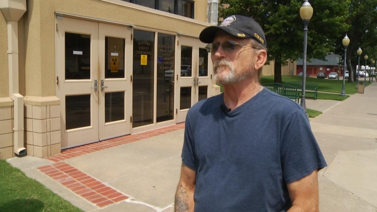 Man Who Lost Grandson In Wagoner County Robbery Wants Changes Made To 'Stand Your Ground' Law
