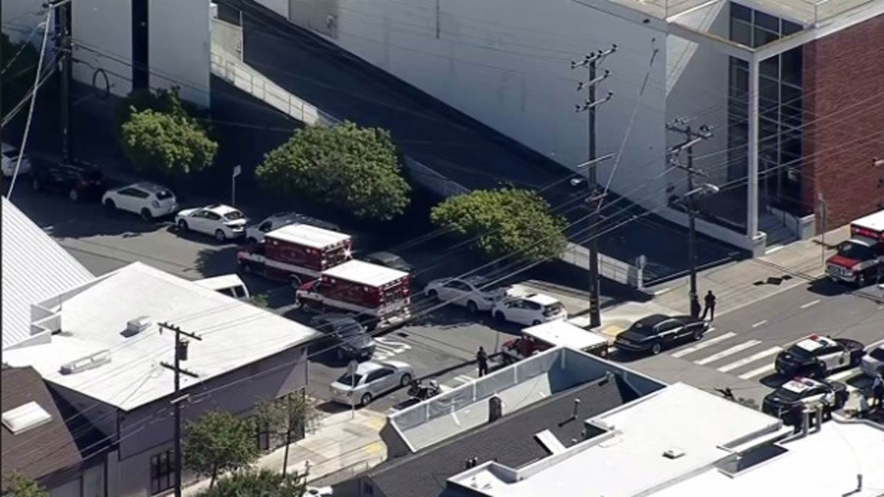 San Francisco UPS Shooting Leaves 4 Dead, Including Shooter
