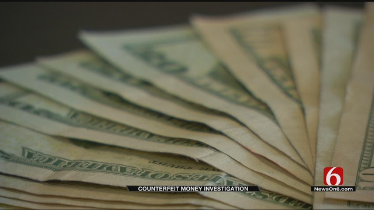 Sapulpa Woman Out $1,000 After Woman Buys Car With Counterfeit Money
