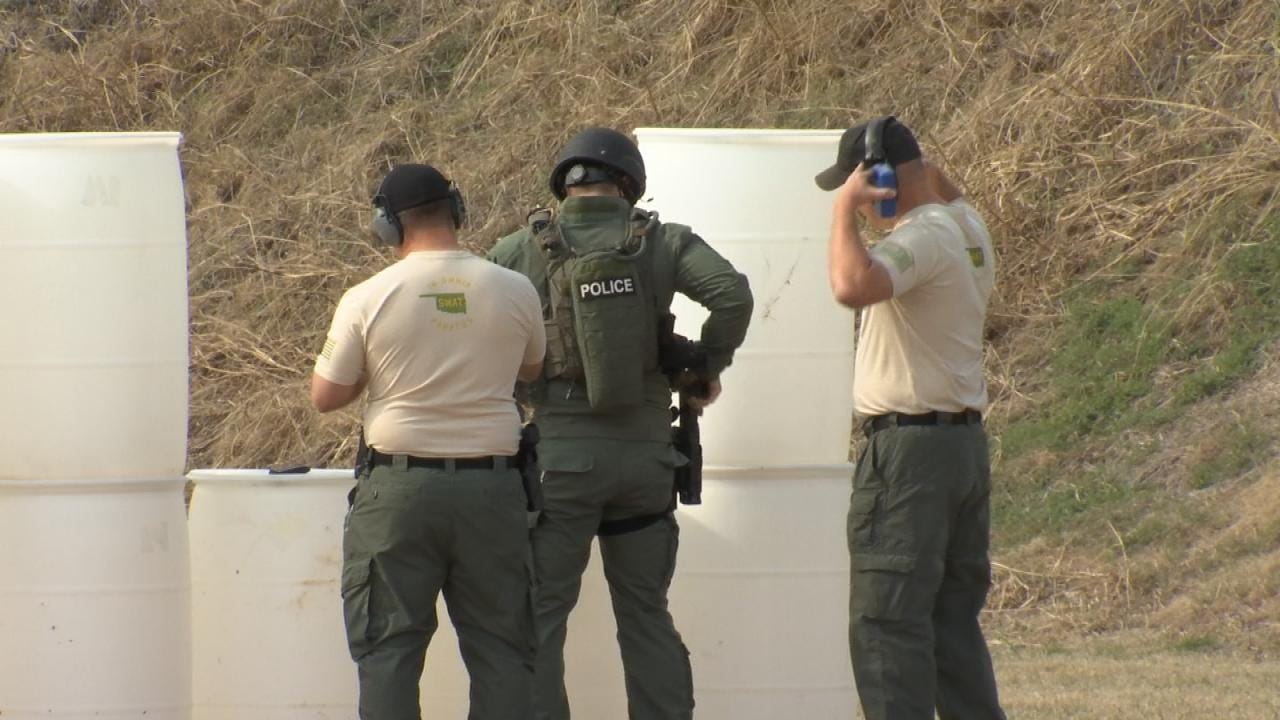 Training Helps Tulsa Special Operations Team Prepare For Active Shooters