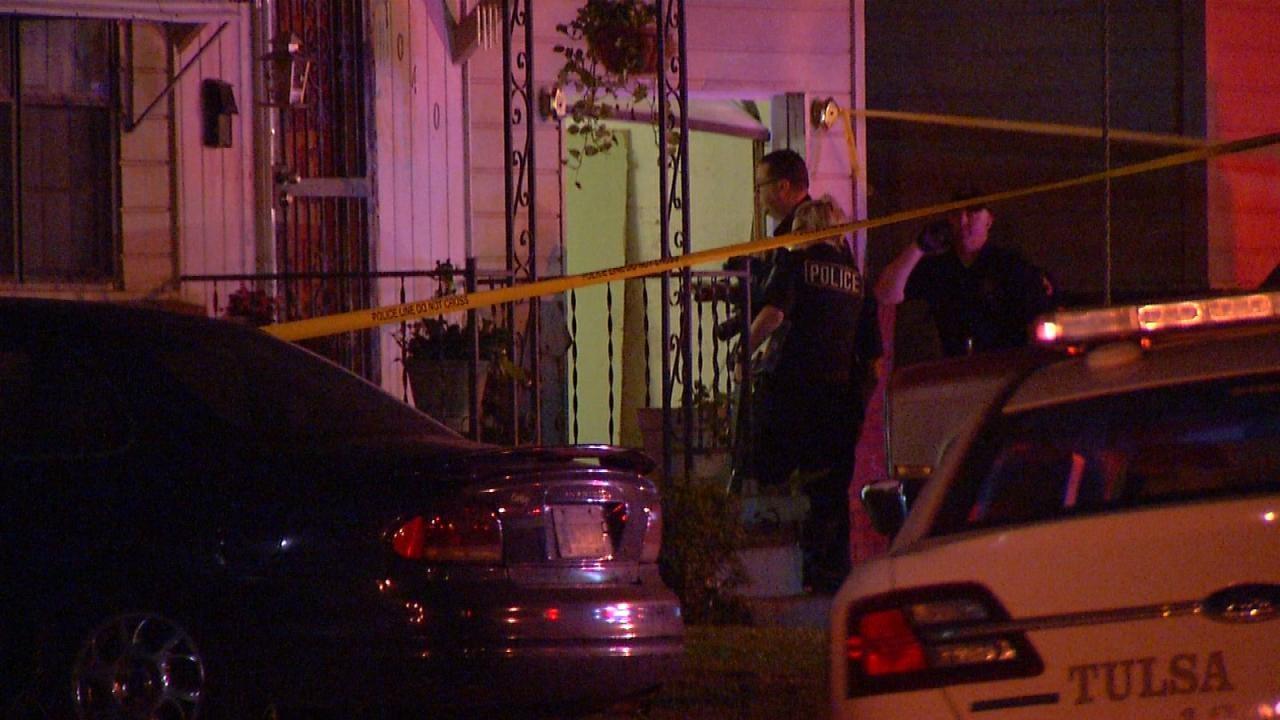 Tulsa Teen Killed In Accidental Shooting, Police Say