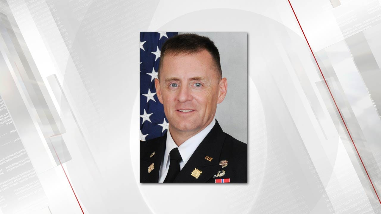 Change Of Command Set For McAlester's Army Ammunition Plant