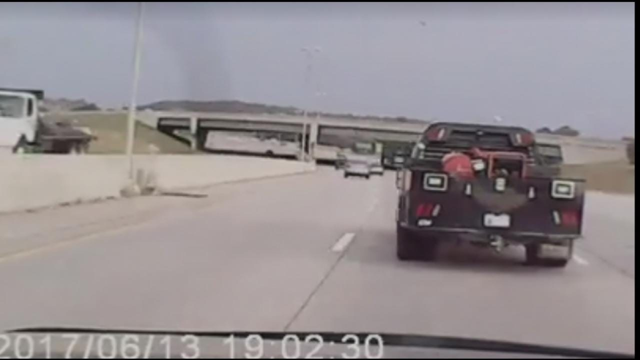 Driver In BA Road Rage Incident Could Face A Felony Charge