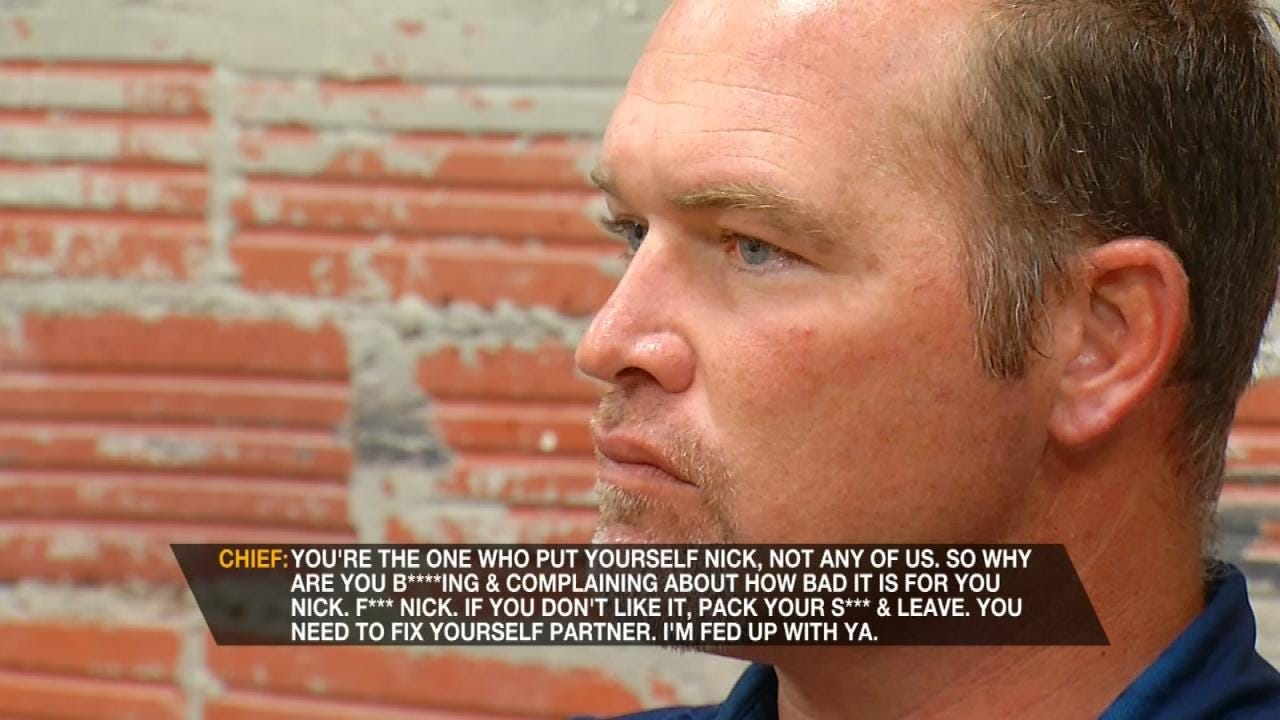 Tulsa Firefighter Calls For Mayor To Suspend, Investigate Chief Driskell
