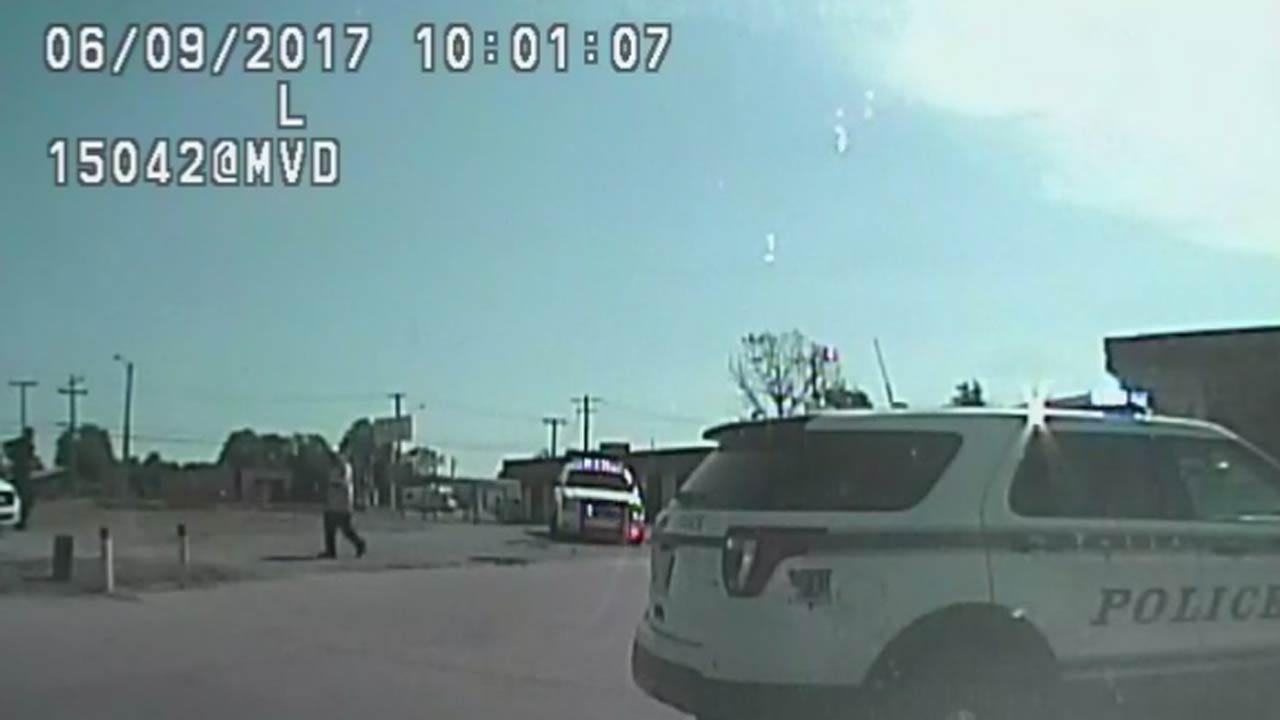 Tulsa Police Release Dash, Body Cam Video Of Joshua Barre Fatal Shooting
