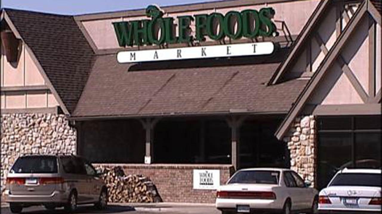 Amazon Buying Whole Foods