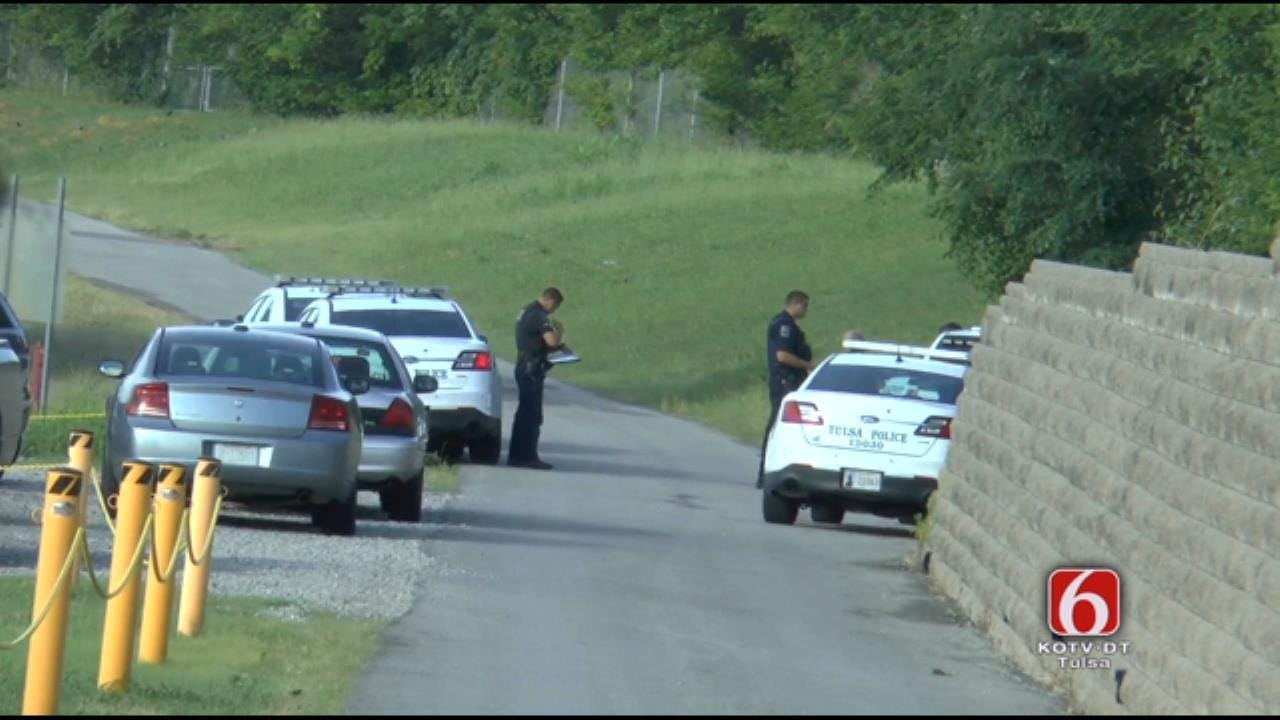 Body Found Behind The Jail Is Tulsa's 39th Homicide