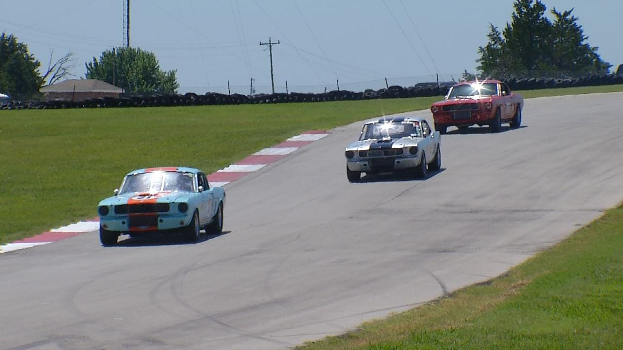 Mid-America Ford And Shelby Nationals Set in Tulsa For The Weekend