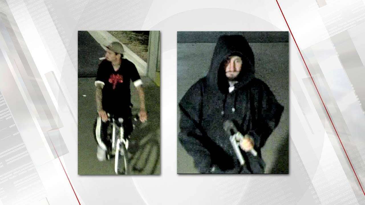 Police Want To Identify Man Suspected In Tulsa Burglary