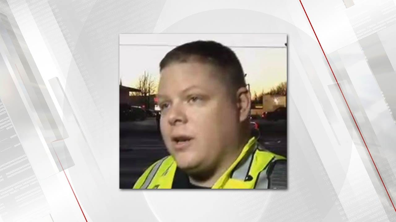TPD Chief Responds After Rogers County Sheriff Berates Officer