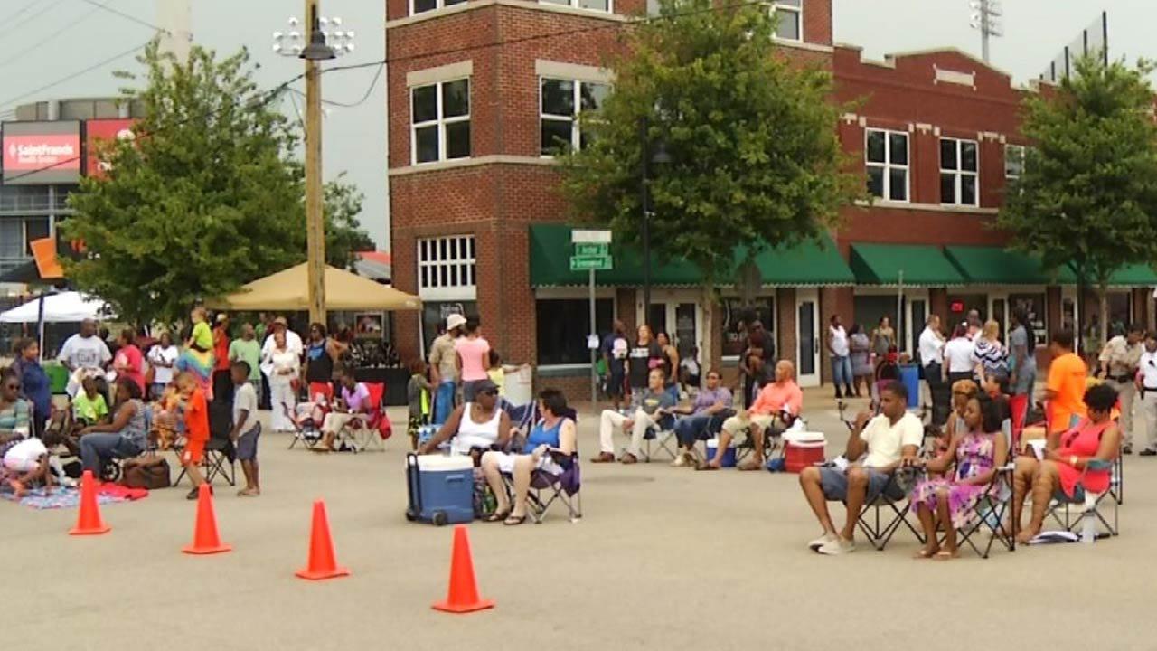 Juneteenth Celebrations Continue In Tulsa